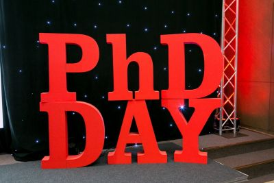 LARICS PhD student won prize at PhD Day