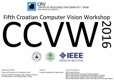 5th Croatian Computer Vision Workshop