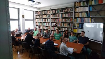MBZIRC Project Kick-off meeting