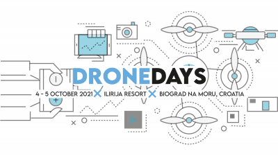 SAVE THE DATE: DroneDays 2021