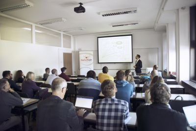 We hosted Mirko Kovač's lecture...