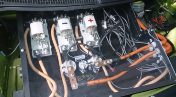 Proof of Concept of Electronic Differential for Electric Car